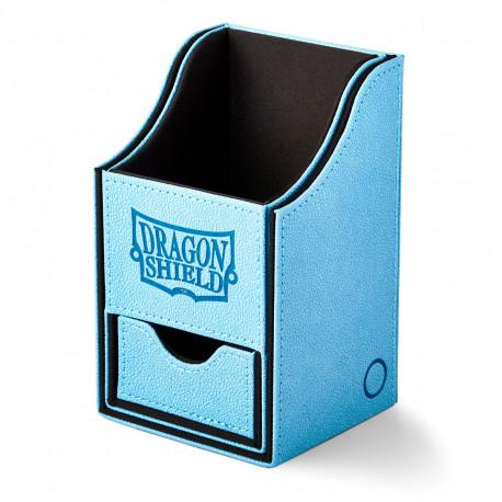 Dragon Shield - Nest+ Deck Box 100 - Blue/Black