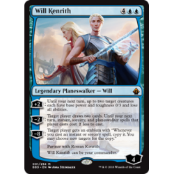 Will Kenrith (Version 1)