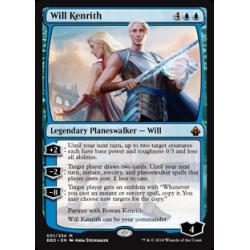 Will Kenrith (Version 1)
