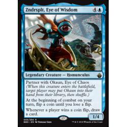 Zndrsplt, Eye of Wisdom