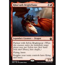 Khorvath Brightflame