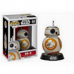 Funko POP! Star Wars Episode VII The Force Awakens - BB-8 Droid Vinyl Figure 10cm