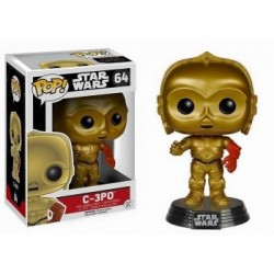 Funko POP! Star Wars Episode VII The Force Awakens - C-3PO Vinyl Figure 10cm