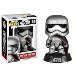 Funko POP! Star Wars Episode VII The Force Awakens - Captain Phasma Vinyl Figure 10cm