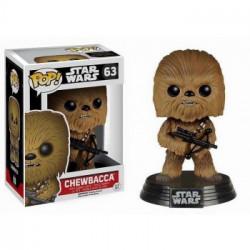 Funko POP! Star Wars Episode VII The Force Awakens - Chewbacca Vinyl Figure 10cm