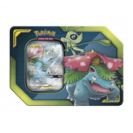 Pokemon - TAG TEAM Tins - Celebi & Venusaur-GX