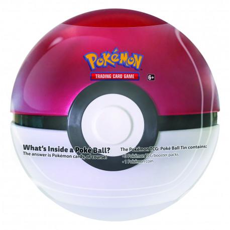 Pokemon - Winter 2018 Poké Ball Tin - Poké Ball