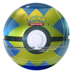 Pokemon - Winter 2018 Poké Ball Tin - Quick Ball
