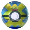 Pokemon - Winter 2018 Poké Ball Tin - Quick Ball