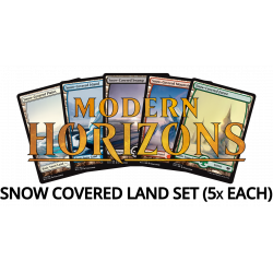 Modern Horizons - Snow-Covered Land Set (25x)