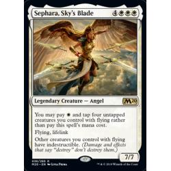 Sephara, Sky's Blade