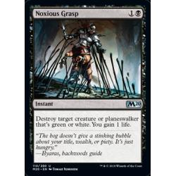Noxious Grasp