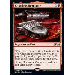 Chandra's Regulator
