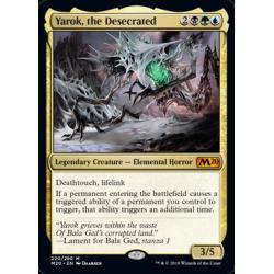 Yarok, the Desecrated
