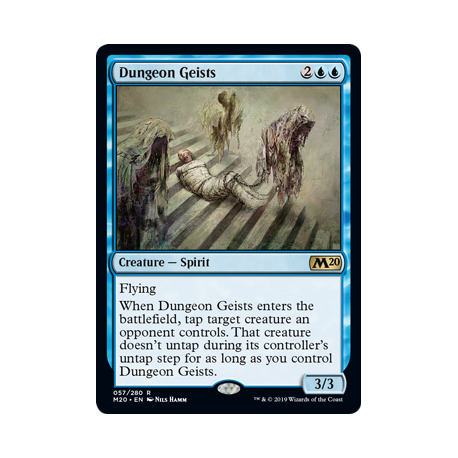 Dungeon Geists - Foil