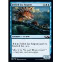 Frilled Sea Serpent - Foil
