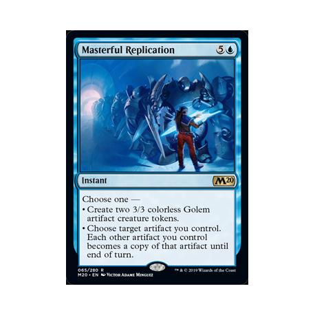 Masterful Replication - Foil