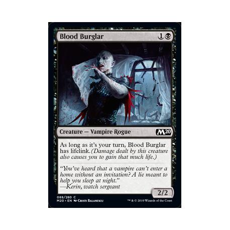 Blood Burglar - Foil
