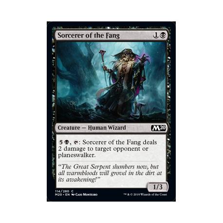 Sorcerer of the Fang - Foil