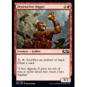Destructive Digger - Foil