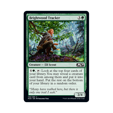 Brightwood Tracker - Foil