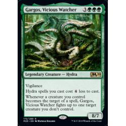 Gargos, Vicious Watcher - Foil
