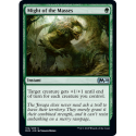 Might of the Masses - Foil