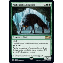 Nightpack Ambusher - Foil