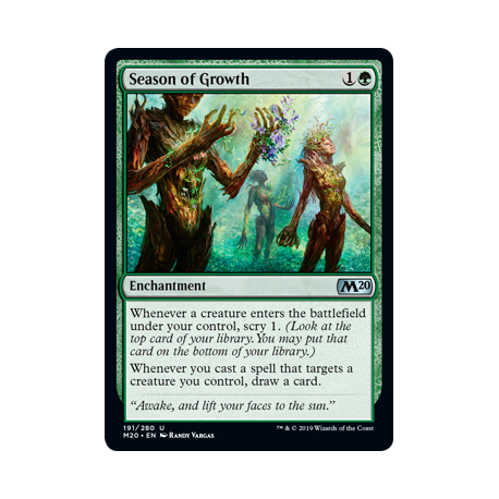 Season of Growth - Foil