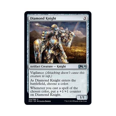 Diamond Knight - Foil
