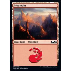 Mountain (Version 1) - Foil