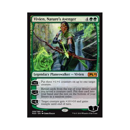 Vivien, Nature's Avenger - Foil