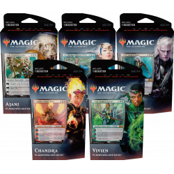 Édition de base 2020 - Set Deck de Planeswalker (5 Decks)