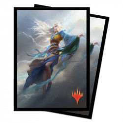 Ultra Pro - Core Set 2020 100 Sleeves - Mu Yanling, Sky Dancer