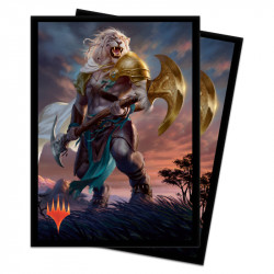 Ultra Pro - Modern Horizons 100 Sleeves - Serra the Benevolent