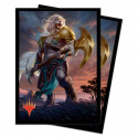 Ultra Pro - Core Set 2020 100 Sleeves - Ajani, Strength of the Pride