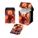 Ultra Pro - Core Set 2020 Deck Box - Chandra, Awakened Inferno