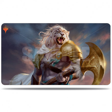 Ultra Pro - Core Set 2020 Playmat - Ajani, Strength of the Pride