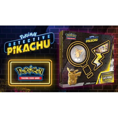 Pokemon - Detective Pikachu - Café Figure Collection