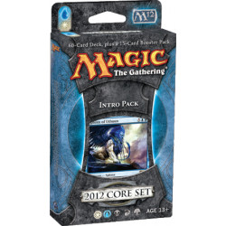 Set Base 2012 - Intro Pack - Mystical Might (Blue/White)