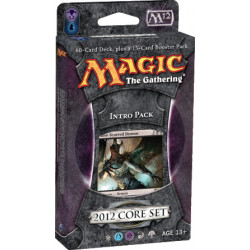 Magic 2012 Core Set - Intro Pack - Grab for Power (Black/Blue)