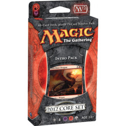 2012 Hauptset - Intro Pack - Blood and Fire (Red/Black)