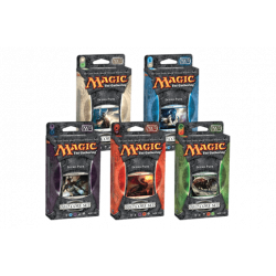Magic 2012 Core Set - Intro Pack Set (5 Decks)