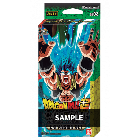 Dragon Ball Super - Series 6 Destroyer Kings - Expansion Set