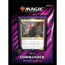 Commander 2019 - Deck Rage impitoyable (Rakdos)