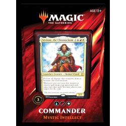 Commander 2019 - Intellekt des Mystikers Deck (Jeskai)