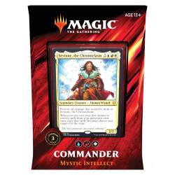 Commander 2019 - Mystic Intellect Deck (Jeskai)