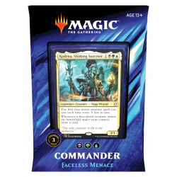 Commander 2019 - Faceless Menace Deck (Sultai)