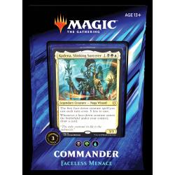 Commander 2019 - Gesichtslose Bedrohung Deck (Sultai)