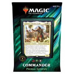 Commander 2019 - Deck Genèse primitive (Naya)